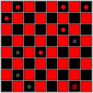 Checkers (Bot Libre)